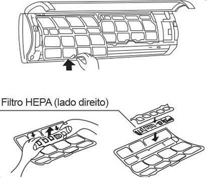 DICAS IMPORTANTES: LIMPEZA DE AR-CONDICIONADO SPLIT