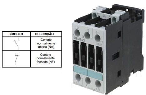 a importância dos contatores no funcionamento dos comandos elétricos