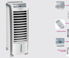 Benefícios de um Climatizador de Ar Portátil