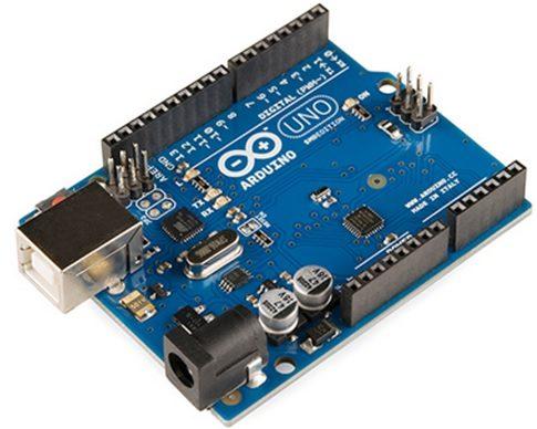 Mais um componente para ajudar na automação - o Arduino