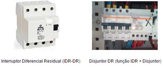 Disjuntor Residual-DR