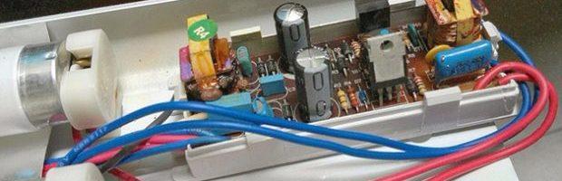 Saiba Como Identificar Erros no Reator Eletrônico