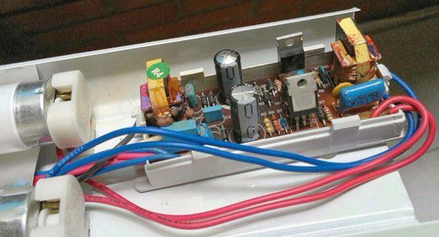 identificando erros no reator eletrônico