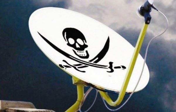 Desviar o sinal com receptores de sinal digital é crime.