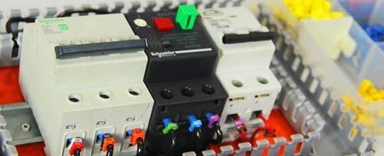 Curso de Comandos Elétricos a Distância com Certificado Reconhecido.