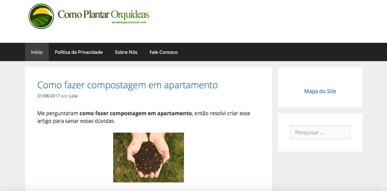 Blog Como Plantar Orquídeas