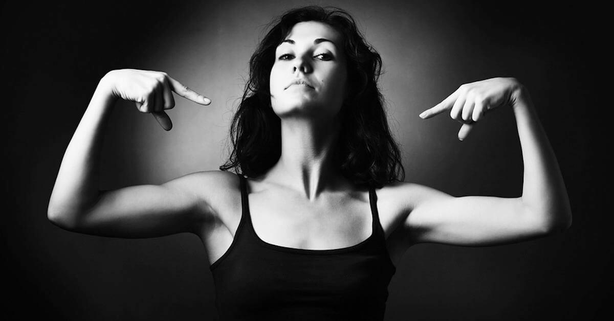 Entre autoestima e autorrespeito, escolha sempre o respeito próprio