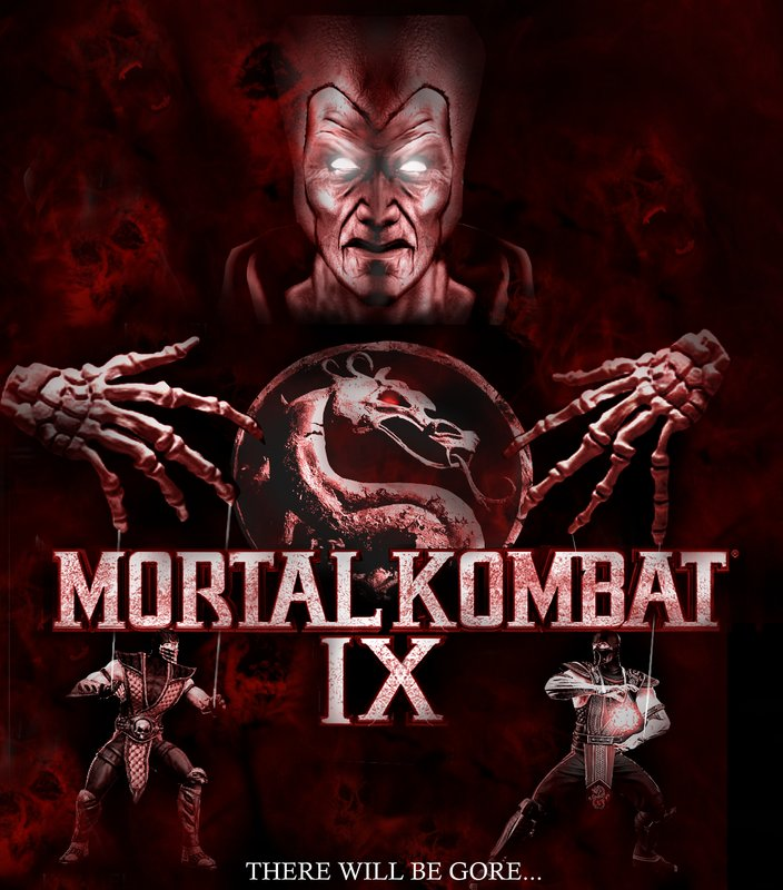 Mortal Kombat 9 PS3 e Xbox 360