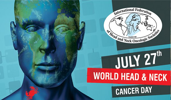 World Head and neck Cancer Day 2017