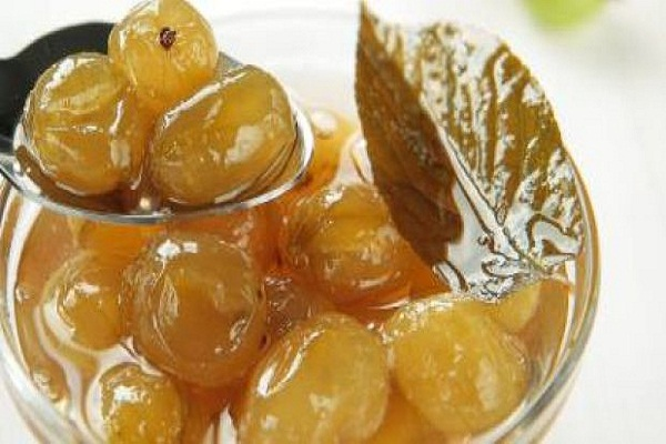 Let's cool the brain, this marmalade