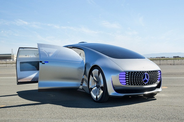 MERCEDES can bring robot cars by 2021MERCEDES can bring robot cars by 2021