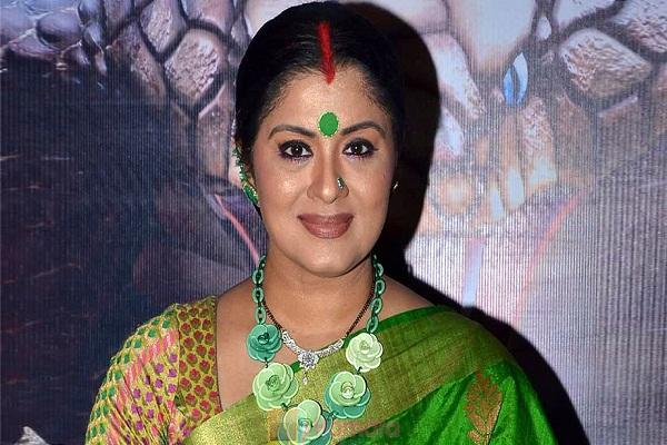Sudha Chandran will voice the spider in TV show