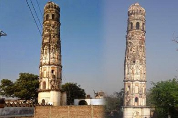 This is the second tallest tower in India, where the siblings can not go together