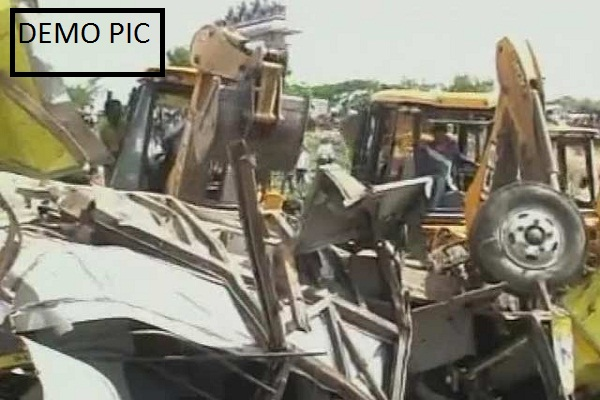 Truck collides with school van, killing 16 children