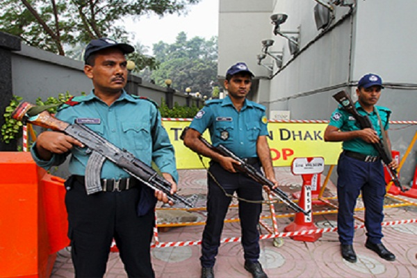 Bangladesh: 3 terrorists killed near Prime Minister's Office