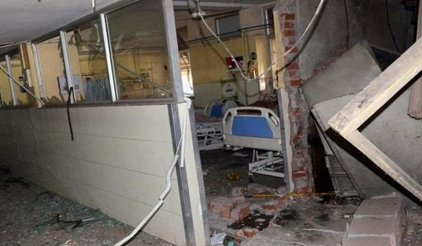 At least six killed in Attock hospital cylinder blast