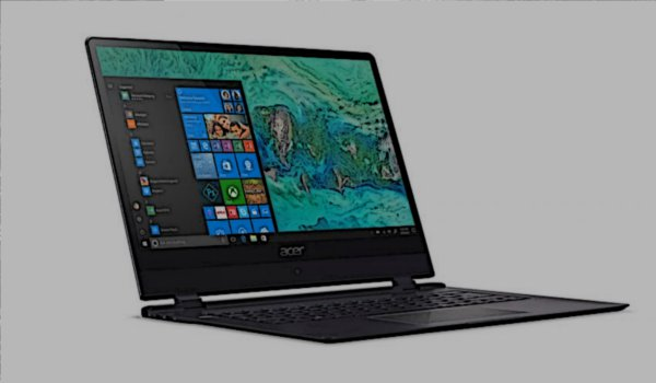 CES 2018: Acer unveils 4 new laptops, including 'the world's thinnest' Swift 7 Ultrabook