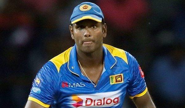 Angelo Mathews Brought Back as Sri Lanka's Limited Overs Captain