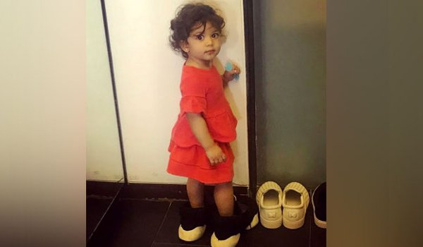 Shahid Kapoor's Daughter Misha Is Ready To Step Into His Shoes