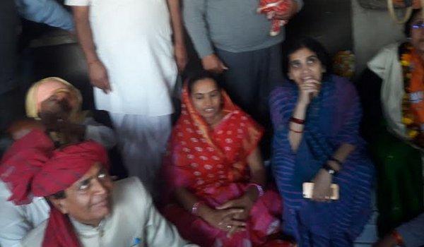 CM Vasundhara Raje's daughter in law Niharika Raje