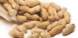 Use the benefits of peanuts, the benefits of meet