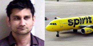 indian origin man prabhu ramamoorthy arrested sexually assaulting 22 year old female in flight