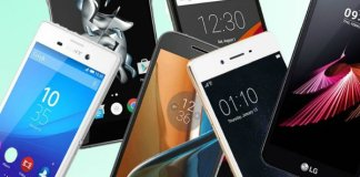 World's top 5 selling smartphone brands