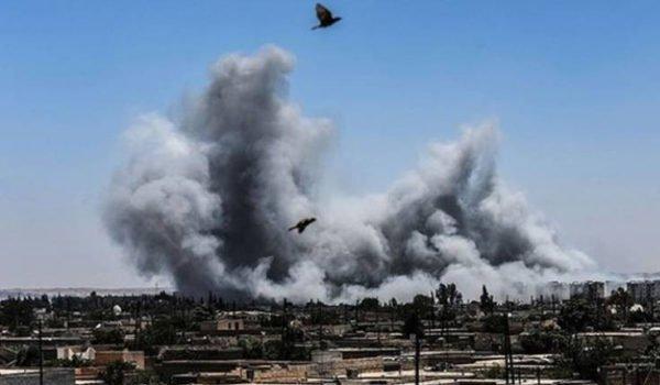 Turkish airstrikes, shelling in Syria kill 18 civilians