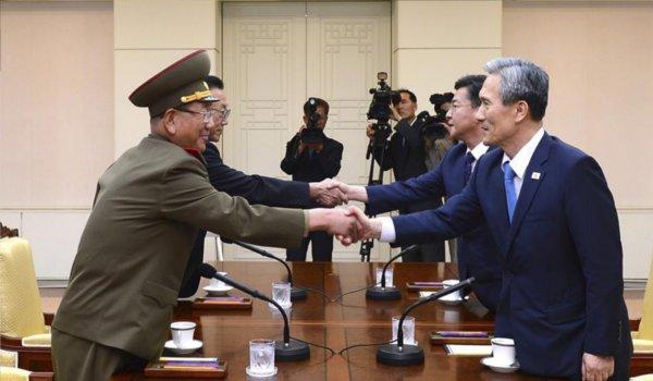 North Korea accepts South Korea's proposal for talks next week