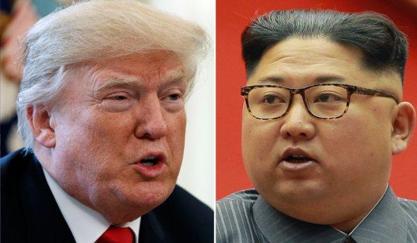 Trump tweet says he has bigger nuclear button than Kim Jong Un