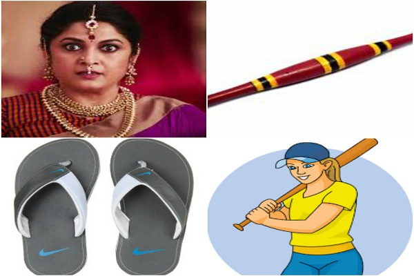 Desi Weapons of Indian Mother