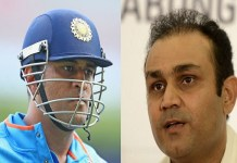 Sehwag tweeted on Dhoni's great innings