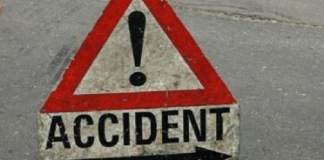 Bihar: Truck collided with police in police vehicle, ASI's death, 3 injured