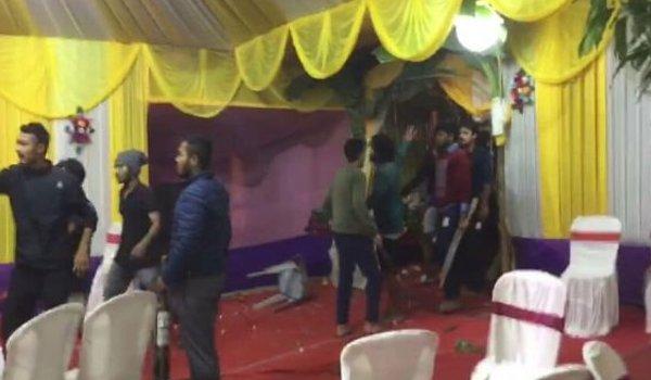 9 Assam Engineering College students arrested for vandalising wedding venue
