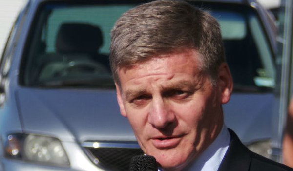 New Zealand Opposition Leader Bill English to Retire