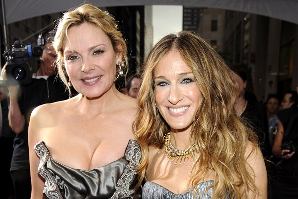 Actress Kim Katrall told Jessica Parker, you are not my friend