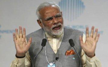 use technology as a means to development, not destruction : Modi at dubai