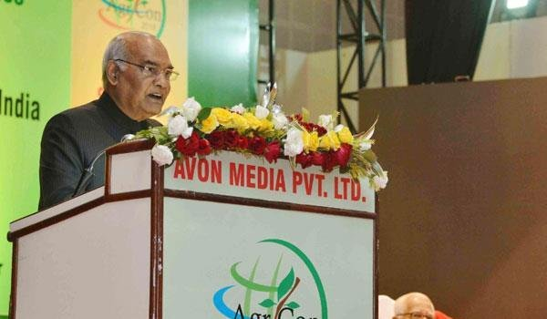 Farmer Issues Must Be Resolved As Per Regional Needs : President Ramnath Kovind
