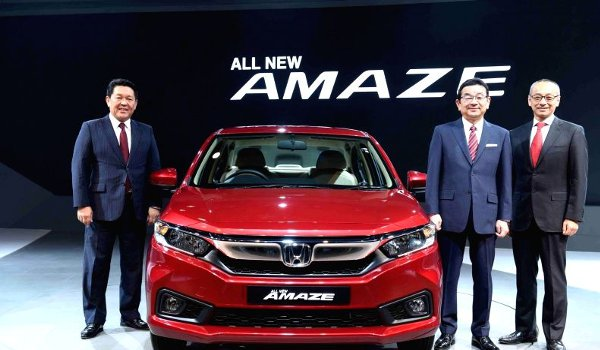 Auto Expo: Honda to launch 3 new models in 2018-19