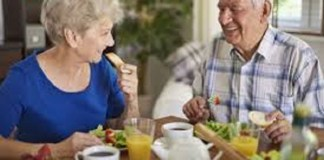 Find out how your diet in old age