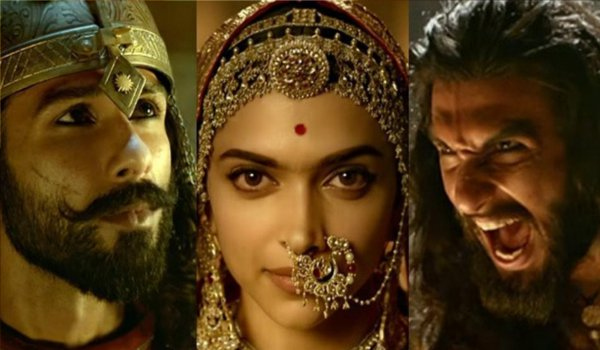 Suspicion on 'Padmaavat' release in Bhopal and Indore