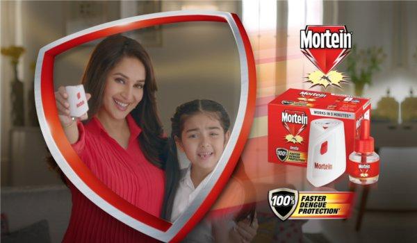 Madhuri Dixit Nene Becomes Mortein Brand Ambassador For Insta Range Of Liquid Vaporisers