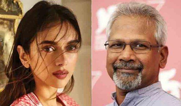 is Aditi Rao Hydari teaming up with Mani Ratnam again?