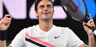 Roger Federer overtook Rafael Nadal as world No 1 with victory over robin Haase