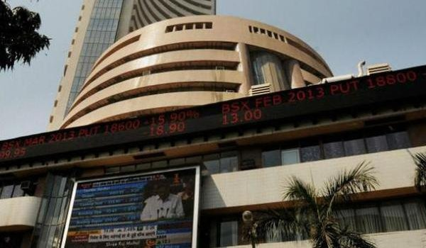 Sensex ends 71 points down, nifty a tad above 10350 levels