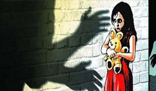 5 year old girl raped many times in Shahjahanpur