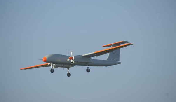 DRDO successfully carries out test flight of Rustom-2 drone