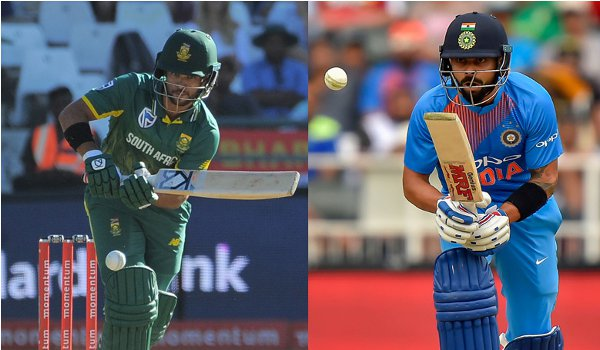 2nd T20I at Centurion : India vs South Africa