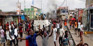 कांगो में जातीय हिंसा