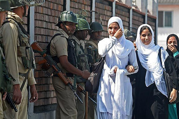 All educational institutions closed in the Kashmir Valley for security reasons